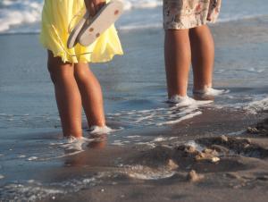 Beach Vacation with Little Kids = Hemorrhoids